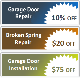 garage door repair services near me